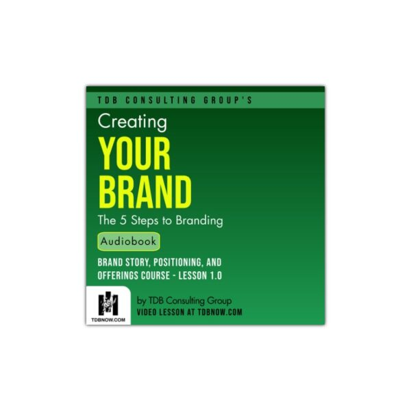 Creating Your Brand Audiobook