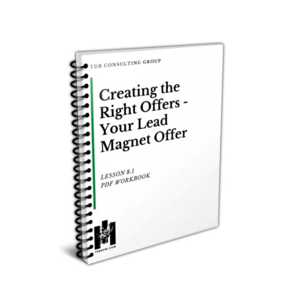 Your Lead Magnet Offer Workbook