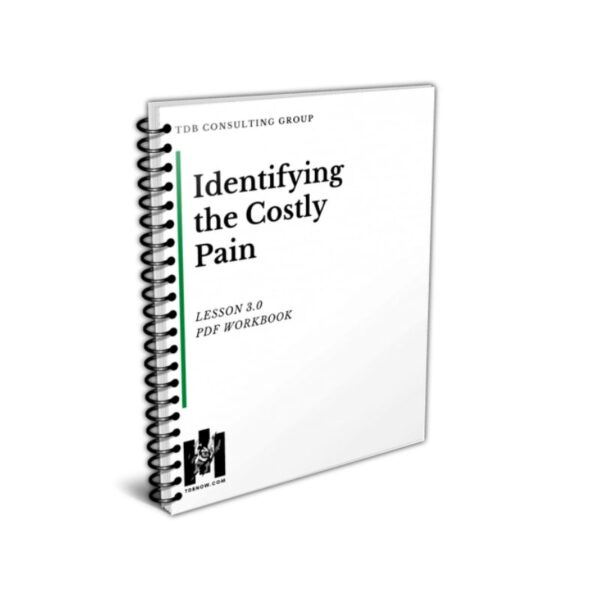 Identifying the Costly Pain Workbook