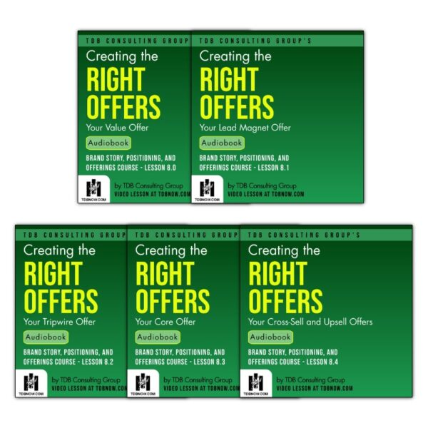 Right Offers Value Bundle - Audiobooks