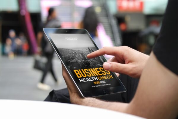 Business Health Check Workbook - PDF